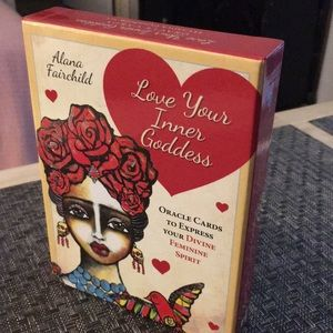 Love Your Inner Goddess deck of oracle cards